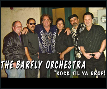 Live Music with The Barfly Orchestra