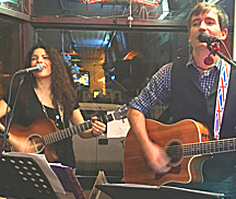 Live Music with Brett Collins & Kristina-Marie