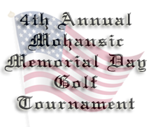 4th Annual Mohansic Memorial Day Tournament