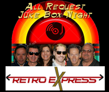 Live Music with Retro Express Band