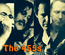 Live music with The 455s