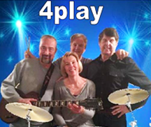 Live Music by 4 PLAY