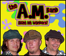 Live Music with A.M. BAND