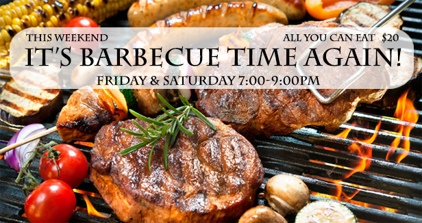 It's BBQ Time Again!