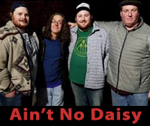 Live Music by Ain't No Daisy