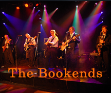 Live Music with THE BOOKENDS
