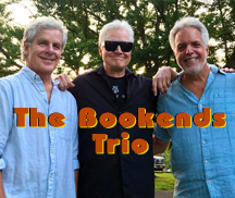 Live Music by THE BOOKENDS TRIO