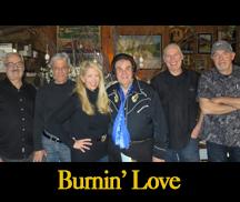 Live Music by BURNIN' LOVE
