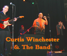 Live Music with CURTIS WINCHESTER & THE BAND
