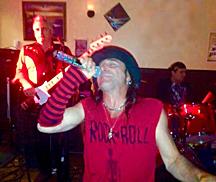 Live Music by DINO & THE DETONATORS