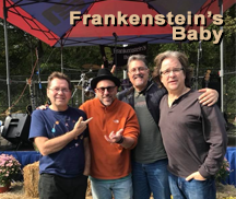 Live Music by FRANKENSTEIN'S BABY