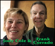 Live Music by An Acoustic Evening with Jody Cole & Frank Corrado