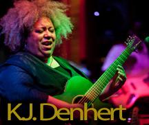 Live Music with K.J. DENHERT