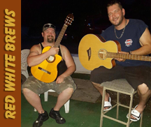 Live Music with Red, White & Brews